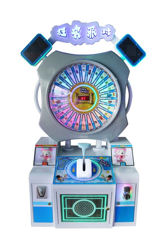 Shopping Mall Lottery Redemption Game Machine Upright 96cm×80cm×192cm